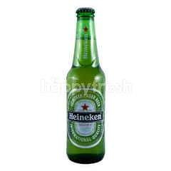 Heineken International Bottled Lager Beer