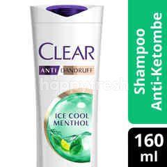 Clear Ice Cool Menthol Shampoo 160