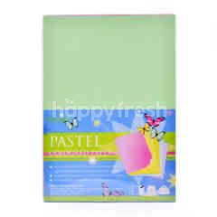 Renown A4 Pastel Coloured Paper (25 Sheets)
