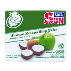 Sun Kara Instant Coconut Milk
