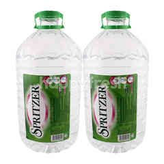 Spritzer Natural Mineral Water 2 x 6L