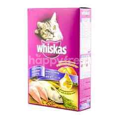 Whiskas Mackerel Flavored Cat Food