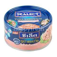 ซีเล็ค ทูน่า แซนวิชในน้ำมันถั่วเหลือง