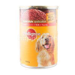 Pedigree Beef Flavour Dog Food