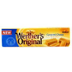 WERTHER'S ORIGINAL Caramel Chews Flavour