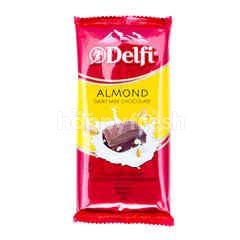 Delfi Almond Dairy Milk Chocolate