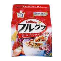 Calbee Furugura (Granola Breakfast Cereal)