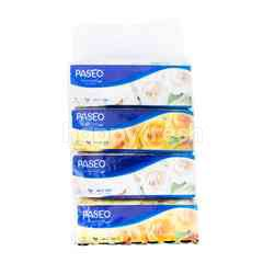 Paseo Premium Quality Facial Tissue (4 packs)