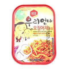 Sempio Braised Dried Squid In Spicy Sauce