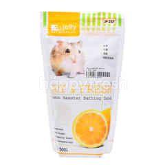 Jolly Apple Hamster Bathing Sand - Joy & Fresh