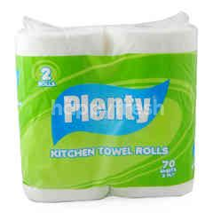 Plenty Kitchen Towel Rolls (2 rolls)