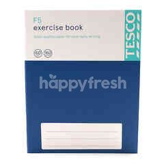 Tesco Exercise Book