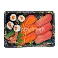 Salmon Maguro Dzukushi