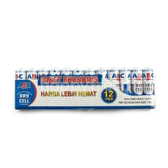 ABC Dry Cell Battery AA Size R6P