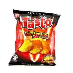 Tasto Spicy Sensation Potato Chips