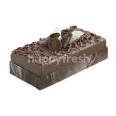 Caramel Chocolate Cakes