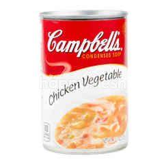 แคมเบลส์ แคมป์เบล ซุปเนื้อไก่ผสมผัก ชนิดเข้มข้น