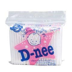 D-Nee Purified Cotton Buds