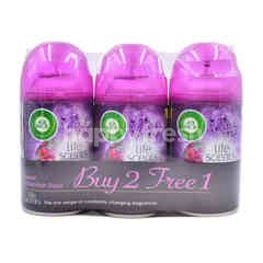 Air Wick Life Scents Multi-Layered Fragrance Refill (3 Pcs)