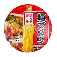 Maruchan Menzukuri Torigara Shoyu Noodle