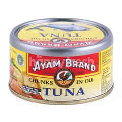 Ayam Brand Potongan Tuna dalam Minyak