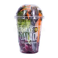 Amazing Farm Shake Salad! New York Shake