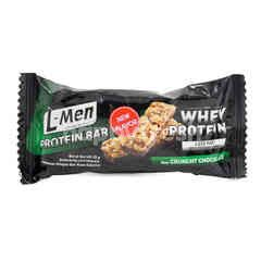L-Men Whey Protein Bar Crunchy Chocolate