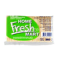 Home Fresh Mart Bamboo Toothpick