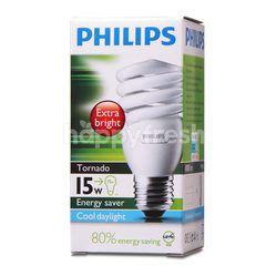 Philips Tornado Bulb 15W Cool Daylight