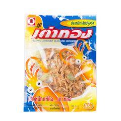 Taotong Shredded Seasoned Cuttlefish