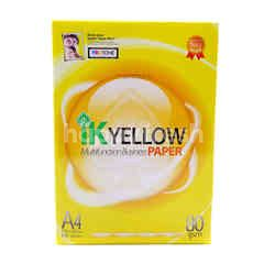 Ik Yellow Multifunction Business Paper