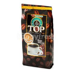 TOP Coffee Robusta Arabica Blend Pure Ground Coffee