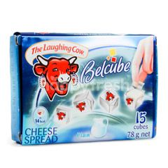 The Laughing Cow Belcube Cheese Spread Blue