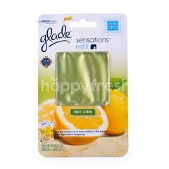 Glade Sensations Refill Fruit Lemon Air Freshener
