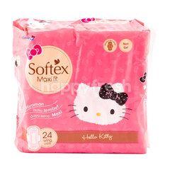 Softex Maxi Fit Wings Non Gel (24) Sanitary Pad