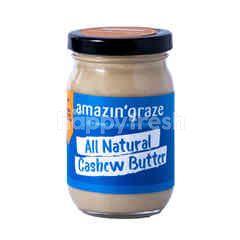 AMAZIN' GRAZE All Natural Cashew Butter