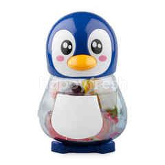 Jolli Jelli  In Navy Penguin Jar
