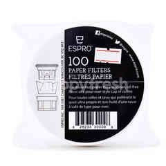 Espro Paper Coffee Filters (100 Pieces)