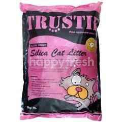Trustie Silica Cat Litter (Floral Scent) 5L (2Kg)