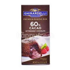 Ghirardelli 60% Cacao Bittersweet Chocolate Premium Baking Bar