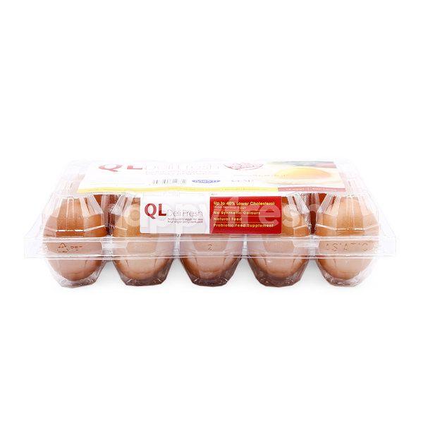 QL DELI Fresh Lower Cholesterol Eggs