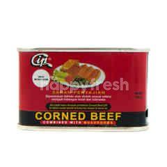 CIP Beef Corned with Mushroom