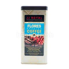 JJ Royal Flores Arabica Powdered Coffee Canned