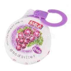 Dahlia Naphthalene Deodorizer for Moth and Mildew Prevention Grape Aroma with Hanger