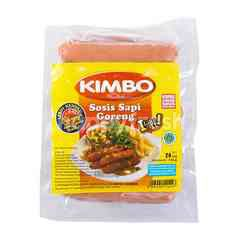 Kimbo Kitchen Fried Beef Sausage