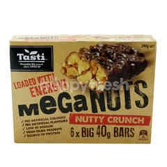 TASTI Meganuts Nutty Crunch