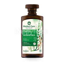 Herbal Care Sampo Horsetail untuk Rambut Rusak Parah