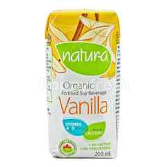 NATUR-A Organic Fortified Soy Beverage Vanilla