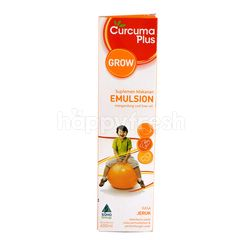 Curcuma Plus Emulsion Orange