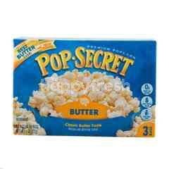 Pop Secret Butter Flavour